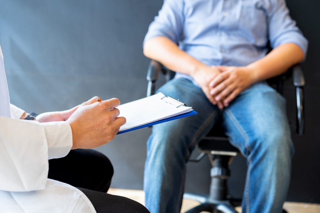 Male fertility can be impacted by many conditions that your doctor will review and screen for to determine how best to proceed for best results.